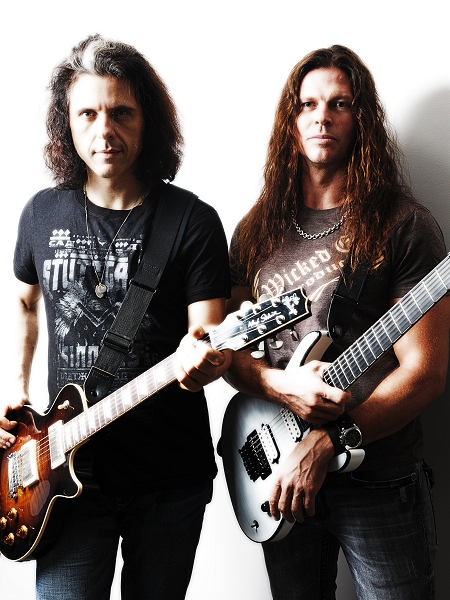 Testament's Alex Skolnick and Megadeth's Chris Broderick